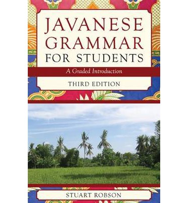 Javanese Grammar for Students : A Graded Introduction