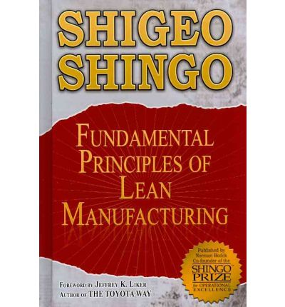 Fundamental Principles of Lean Manufacturing