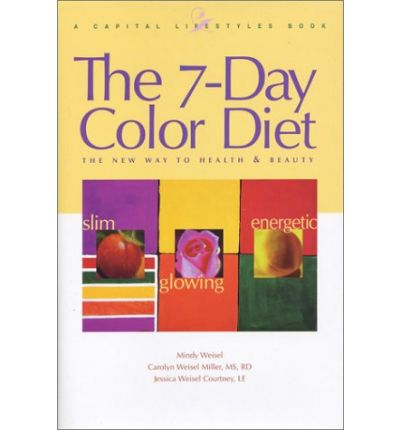 Download free accounts books The 7-Day Color Diet : The New Way to Health and Beauty by Mindy Weisel,Carolyn Weisel Miller,Jessica PDF DJVU