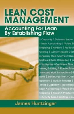 cost accounting and the lean production Production and high inventory levels traditional cost accounting systems2 of lean management lean accounting.