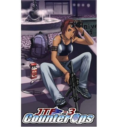 JTF-3 Counter-Ops Color Manga