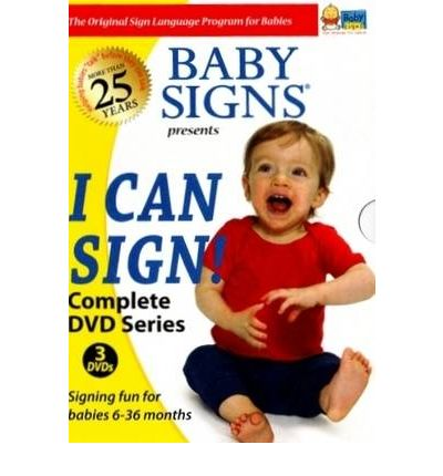 I Can Sign!: v. 1 : Signing Fun for Babies 6-36 Months