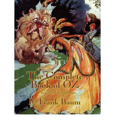 The Complete Book of Oz
