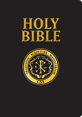 Official Catholic Scripture Study Bible-RSV-Catholic Large Print
