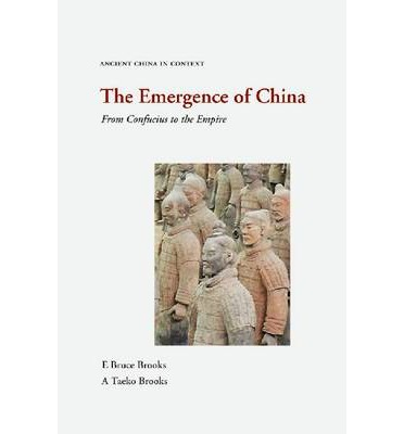 The Emergence of China