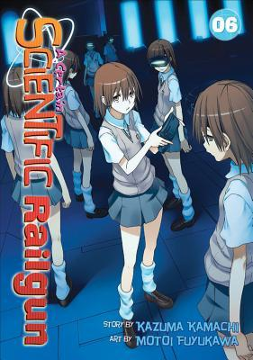 A Certain Scientific Railgun: Volume 6