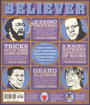 The Believer: Issue 95