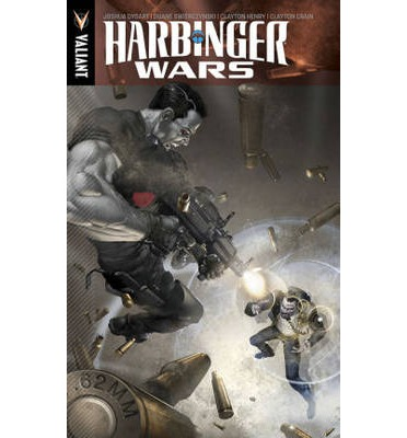 Harbinger Wars: Volume 1