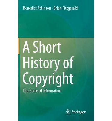history of copyright law pdf