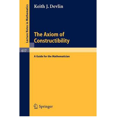The Axiom of Constructibility