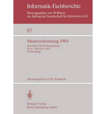Mustererkennung : Symposium : Papers