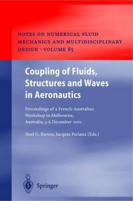 Notes on numerical fluid mechanics and multidisciplinary design abbreviation