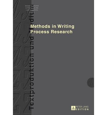 Methods in Writing Process Research