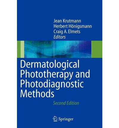 L'ebook gratuito scarica i file pdf Dermatological Phototherapy and Photodiagnostic Methods 3642071767 in Italian PDF CHM