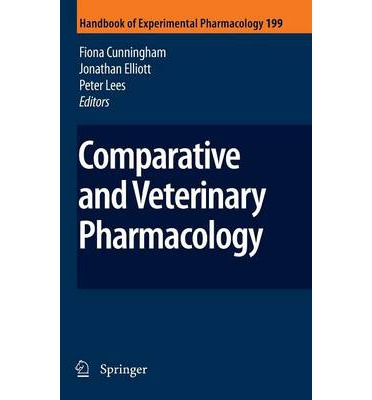 Comparative and Veterinary Pharmacology