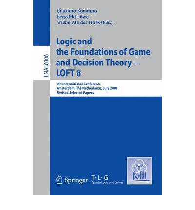 essays on the foundations of game theory Foundations of game theory adam brandenburger 08 28 10 adam brandenburger  foundations of game theory.