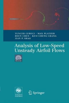 analysis of low speed unsteady airfoil Unsteady flow in flow separation requires longer computing time and information to give a more complete analysis therefore, results from high angles of attack in stall condition should be taken with some skepticism thus, the low speed virtual wind tunnel simulation program remains an acceptable tool for students who.