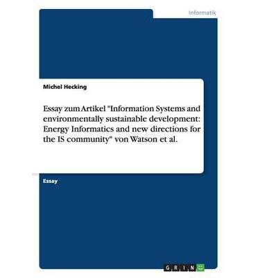 3 energy systems essay