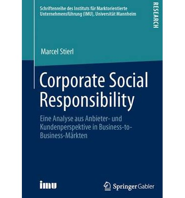 corporate social responsibility an analysis of google