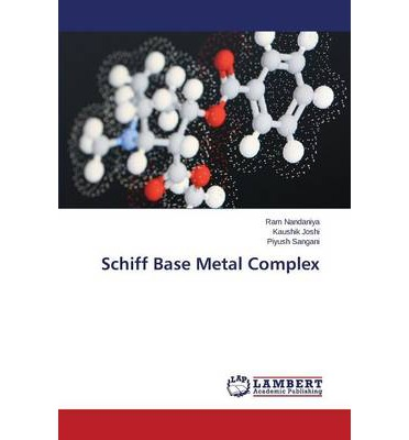 schiff base metal complexes pdf