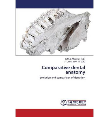 Comparative anatomy is the study of