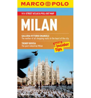 milan marco polo guide marco polo 9783829707329. Black Bedroom Furniture Sets. Home Design Ideas