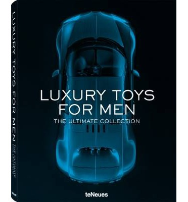 Luxury Toys Book 34
