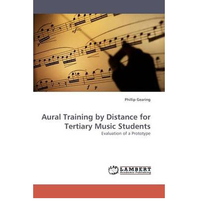Aural Training by Distance for Tertiary Music Students