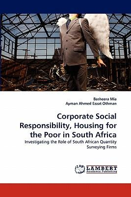 corporate social responsibility in south africa Corporate and social responsibility as long-term asset managers, we are deeply aware of our broader responsibility to society we seek to make a positive impact by focusing on initiatives that support local communities and their environments, thereby contributing to the success of future generations.