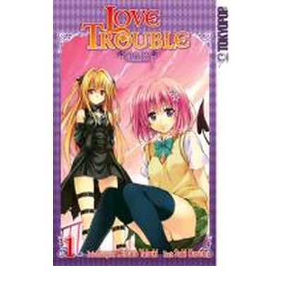 Love Trouble Darkness 01