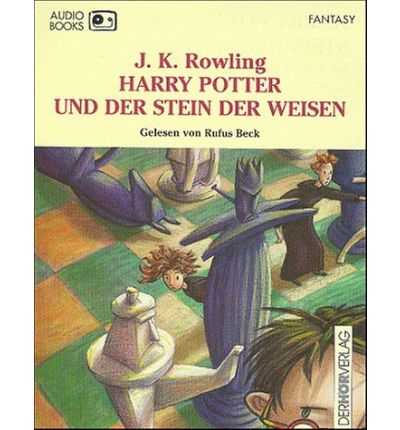 Harry Potter Und Der Stein Der Weisen