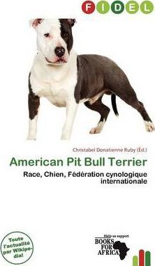 an introduction to the issue of violence among american pit bull terrier While dog fighting was previously seen as isolated animal welfare issues—and violence often erupts among the usually the american pit bull terrier is by far.