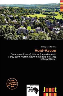 """Free ebook download epub format Void-Vacon in Portuguese DJVU by Emory Christer""""  9786138142454"""