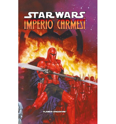 Star Wars, Imperio Carmesí
