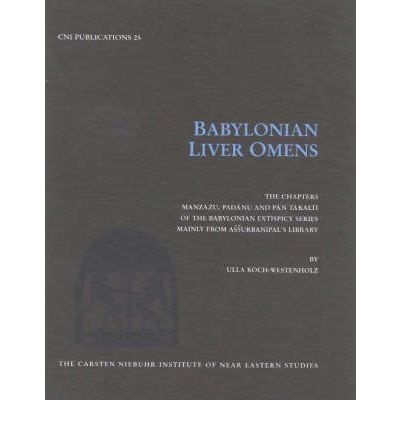 The Babylonian Liver Omens