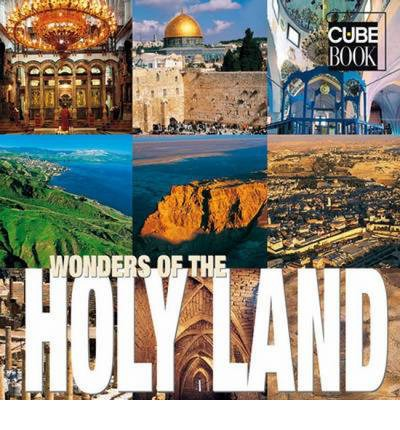 Wonders of the Holy Land : Cube Book