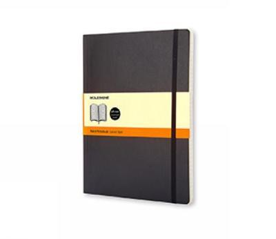 Moleskine Soft Xlarge Ruled Notebook