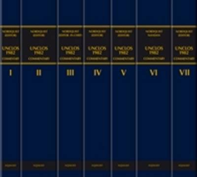 United Nations Convention on the Law of the Sea 1982: Set Volumes I-VII