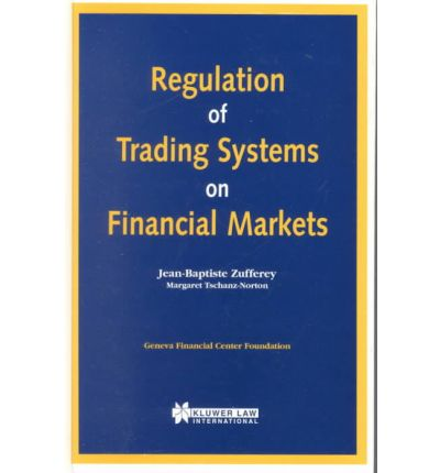 Sec regulation alternative trading system