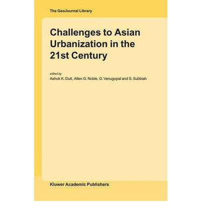 Challenges to Asian Urbanization in the 21st Century