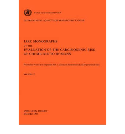 Polynuclear Aromatic Compounds: Chemical, Environmental and Experimental Data Pt. 1 : IARC Monographs on the Evaluation of Carcinogenic Risks to Humans