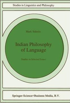 The indian linguistic philosophies Essay
