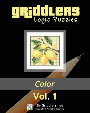 Griddlers Logic Puzzles : Color: Nonograms, Griddlers, Picross