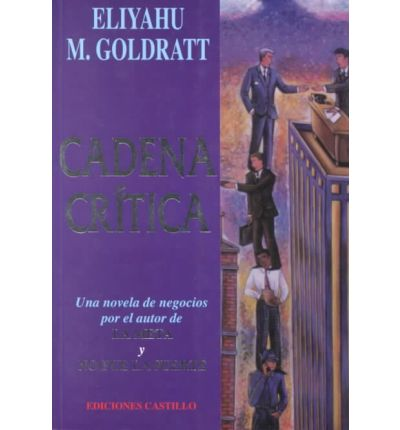 critical chain by eli goldratt Em goldratt (1997) critical chain north river press north river press companies are so immersed in the mentality of saving money that they forget that the whole intention of a project is not to save money but to make money.