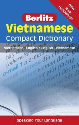 Berlitz Language: Vietnamese Compact Dictionary