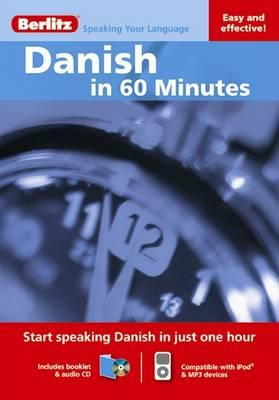 Berlitz Language: Danish in 60 Minutes