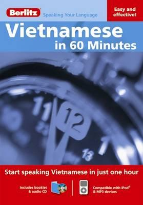 Berlitz Language: Vietnamese in 60 Minutes