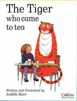 Tiger Who Came to Tea: Big Book