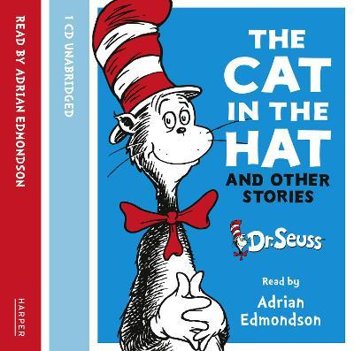 The Cat in the Hat and Other Stories (CD-Audio)