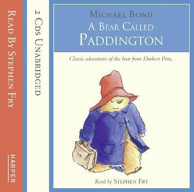 A Bear Called Paddington (CD-Audio)